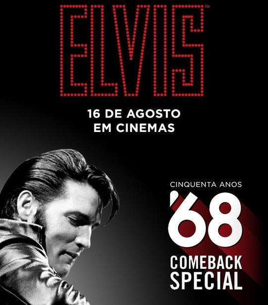 ELVIS 68 COMEBACK SPECIAL   Filme arquivo   Cinemark Cinemas 14b32c4d71